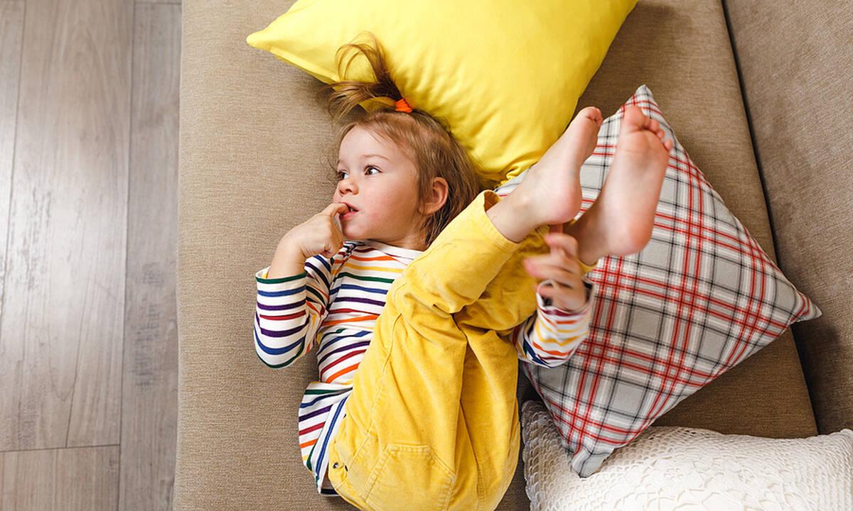 Γιατί το παιδί τρώει τα νύχια του