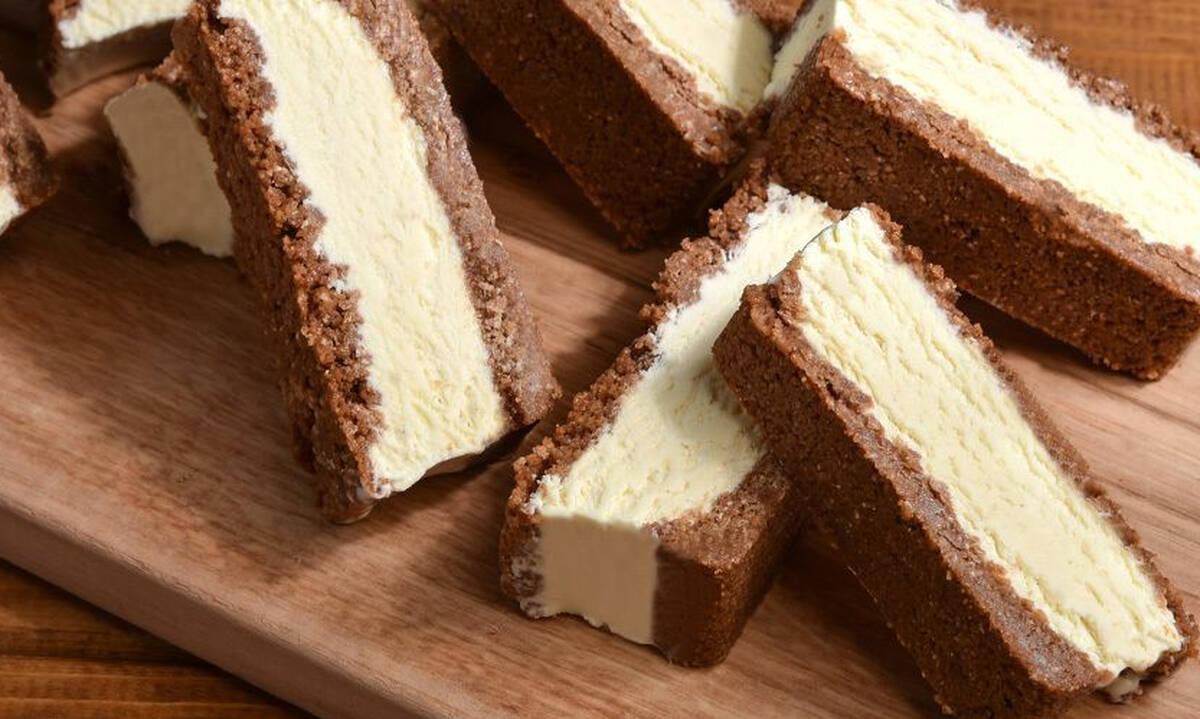 Παγωτό σάντουιτς: Αυτή είναι η πιο εύκολη και γρήγορη συνταγή