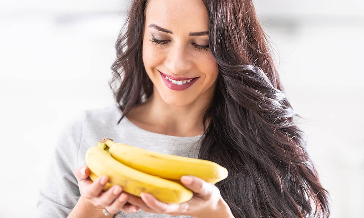 Tips για μαμάδες: Φροντίστε την επιδερμίδα σας με μπανάνα