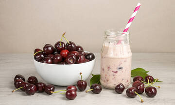 Μαμά και διατροφή: Smoothies με κεράσια για ευεξία και απώλεια βάρους