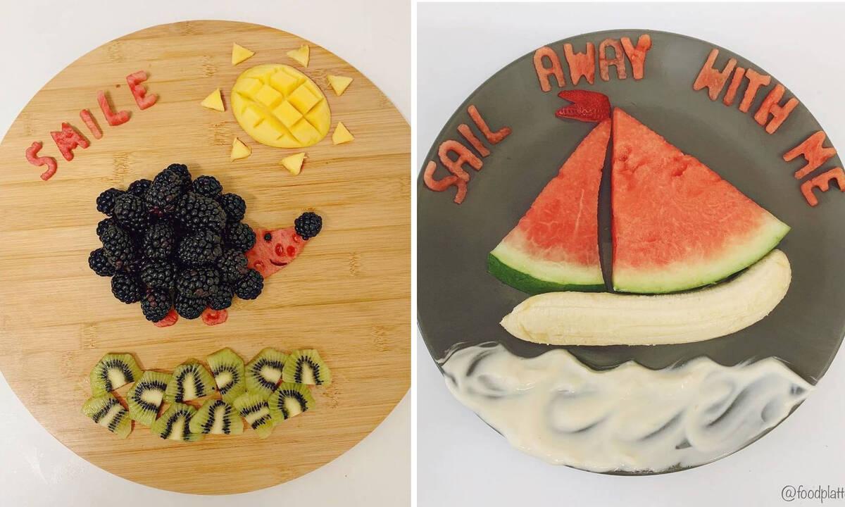Εννέα ευφάνταστοι τρόποι να σερβίρετε τα καλοκαιρινά φρούτα στα παιδιά