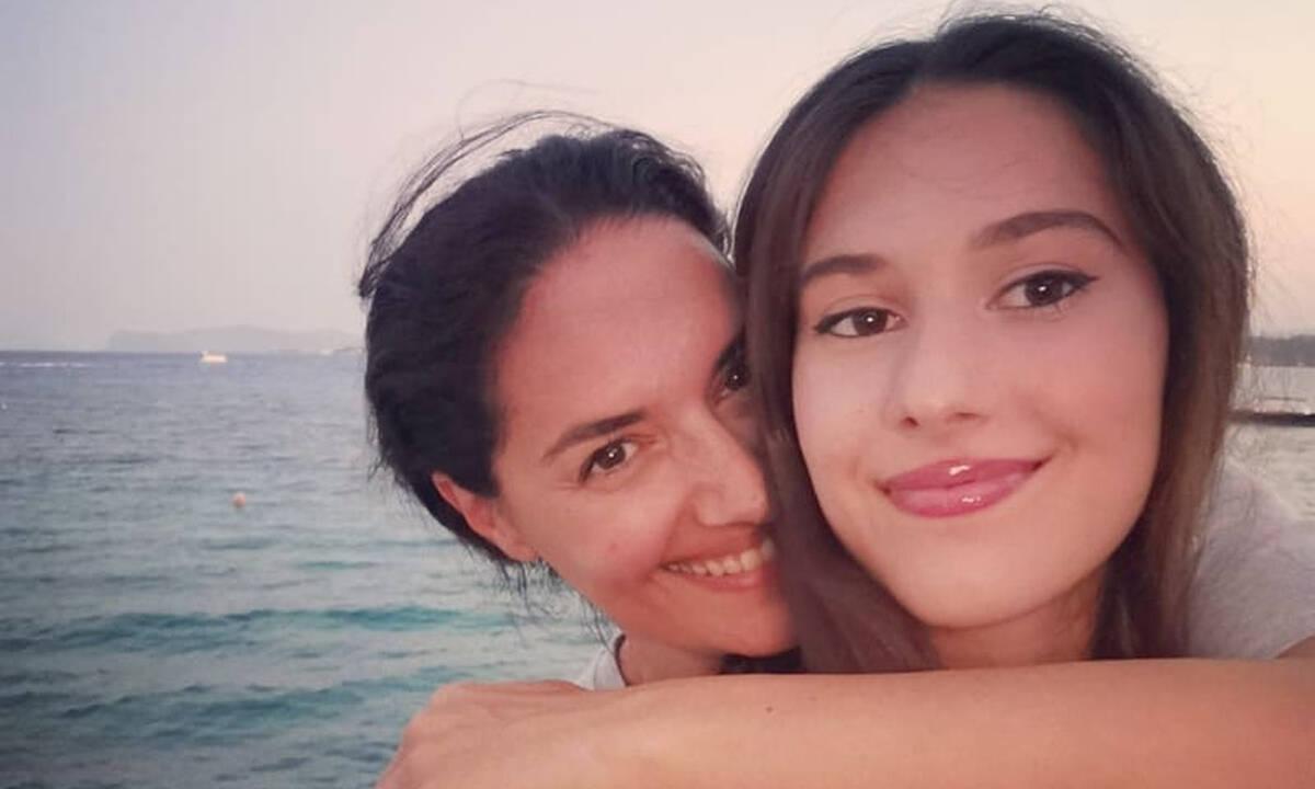 Νόνη Δούνια: Το υπέροχο φωτογραφικό άλμπουμ με την 15χρονη κόρη της