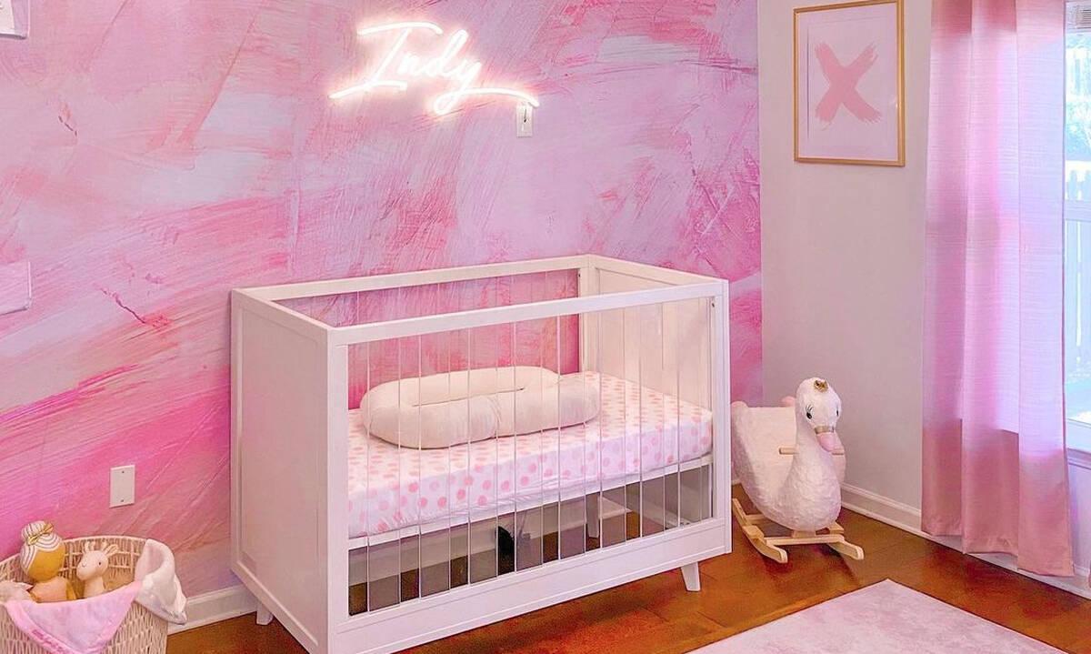 12+1 υπέροχα κοριτσίστικα βρεφικά δωμάτια (εικόνες)