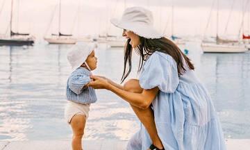 Οι φωτογραφίες αυτής της μαμάς με το μωρό της θα σας εμπνεύσουν (pics)
