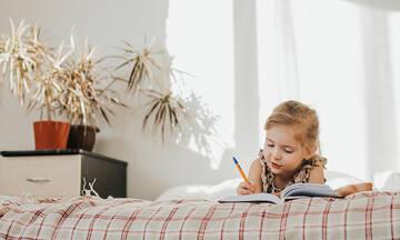 Μικρούλα έστειλε γράμμα στον μπαμπά της στον παράδεισο
