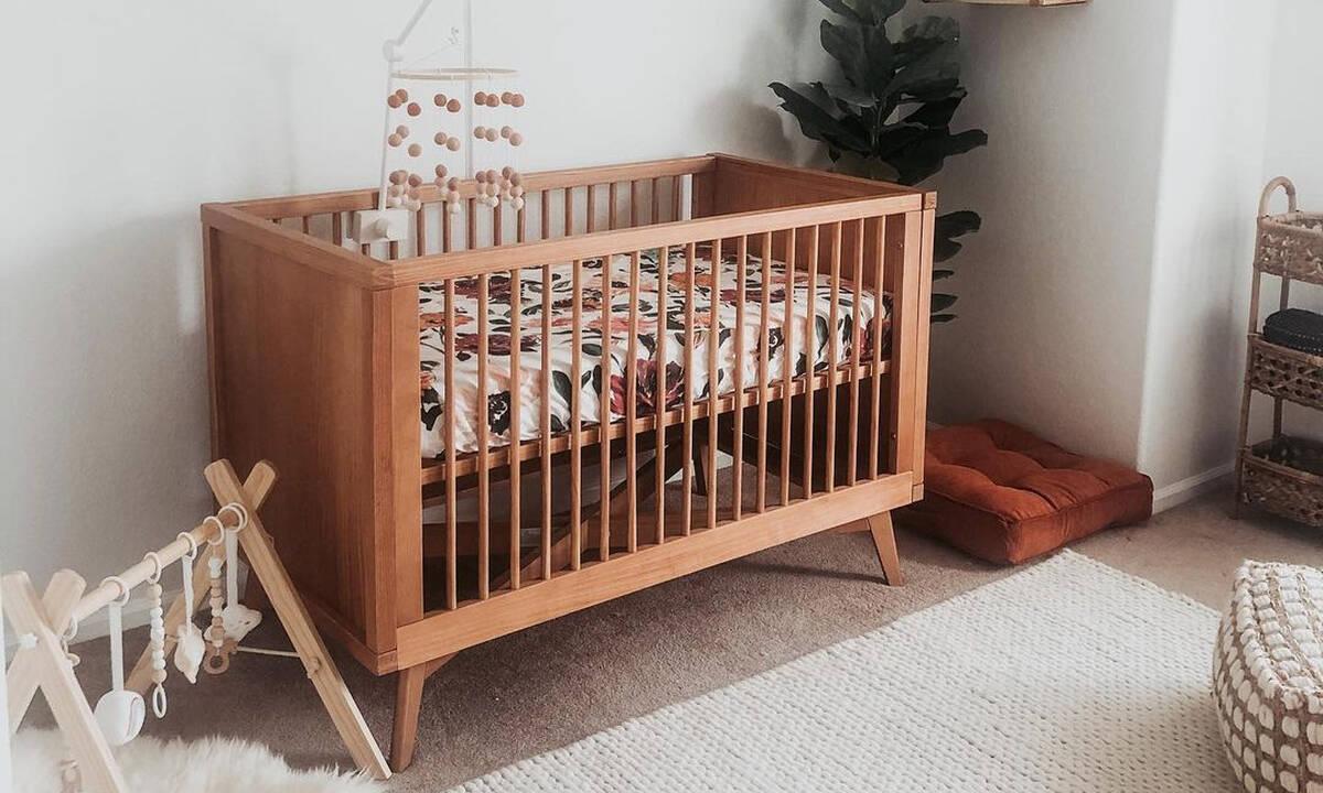 Boho βρεφικά δωμάτια που κάθε μωρό θα λατρέψει