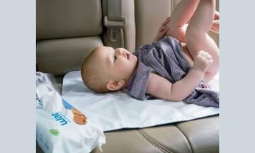 Βρεφικό δερματάκι: Ο σωστός τρόπος για τον καλύτερο καθαρισμό του μωρού μας