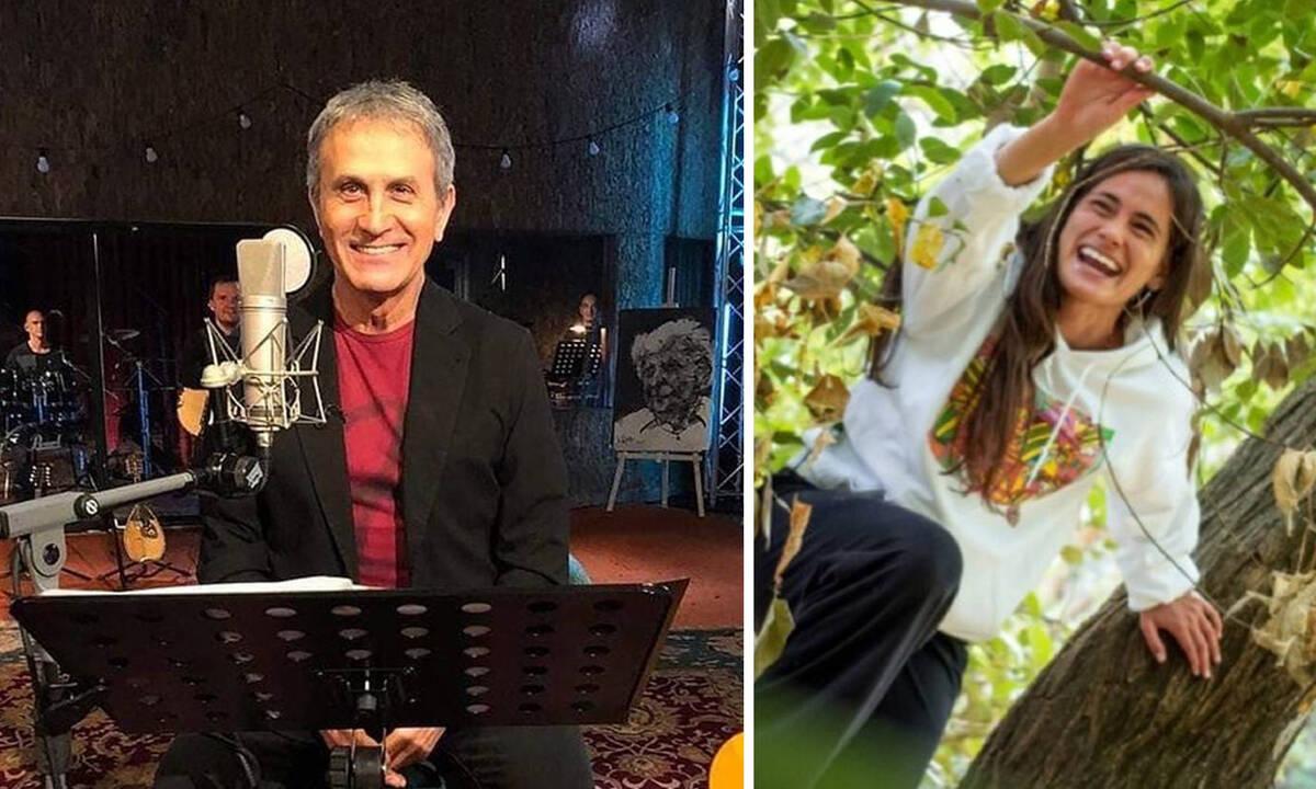 Γιώργος Νταλάρας: Η κόρη του είχε γενέθλια και δημοσίευσε σπάνιες φώτο της