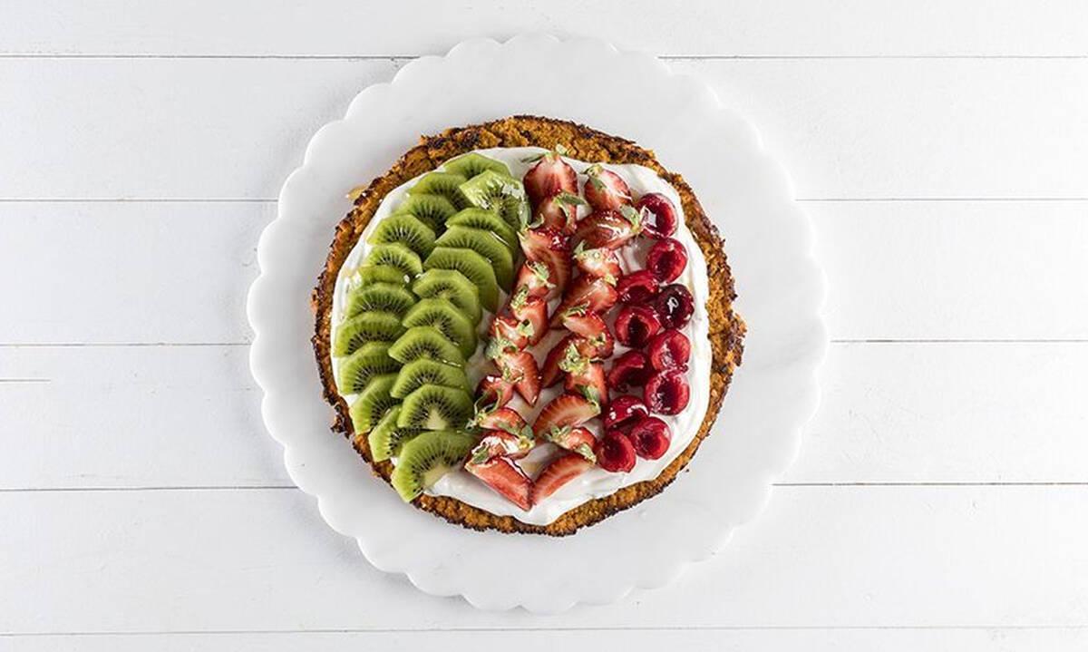 Υγιεινές συνταγές για παιδιά: Φτιάξτε πίτσα με... φρούτα