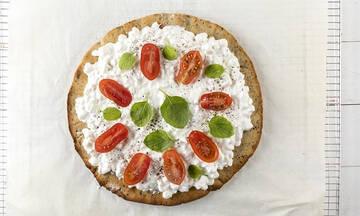Ζύμη πίτσας με λιναρόσπορο - Ιδιαίτερη στη γεύση και υγιεινή
