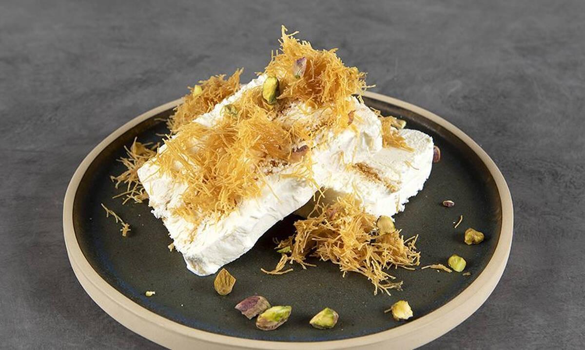 Παγωτό κανταΐφι - Η πιο εύκολη συνταγή
