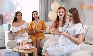 Τα καλύτερα παιχνίδια για το baby shower που οργανώνετε