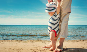 Πρώτο καλοκαίρι με το μωρό: Τι να προσέξετε