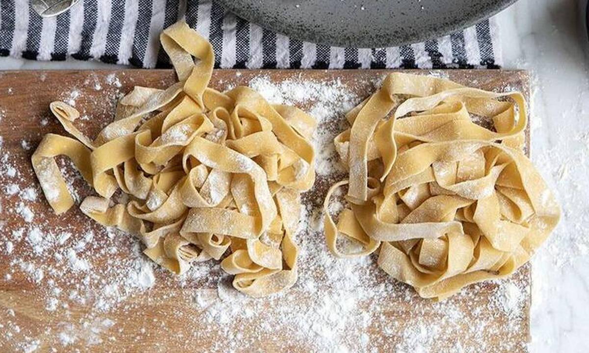 Σπιτικά ζυμαρικά - Δείτε πώς θα τα φτιάξετε