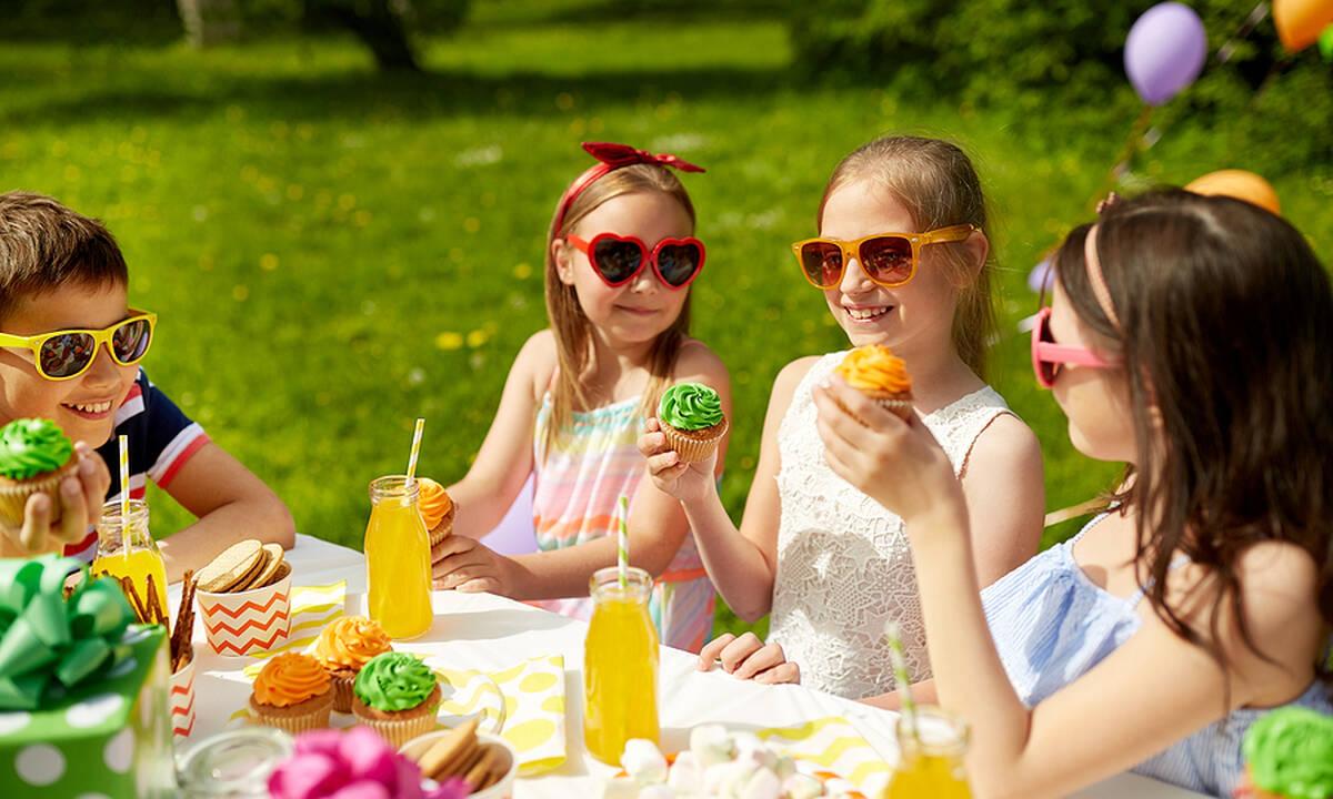 Καλοκαιρινές ιδέες για cupcakes (εικόνες)