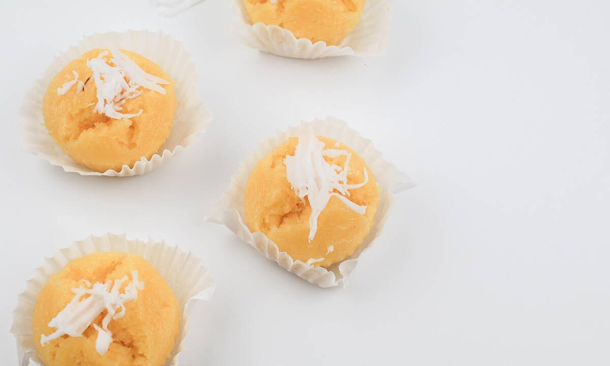 Δροσερό επιδόρπιο πορτοκαλιού - Έτοιμο σε πέντε λεπτά