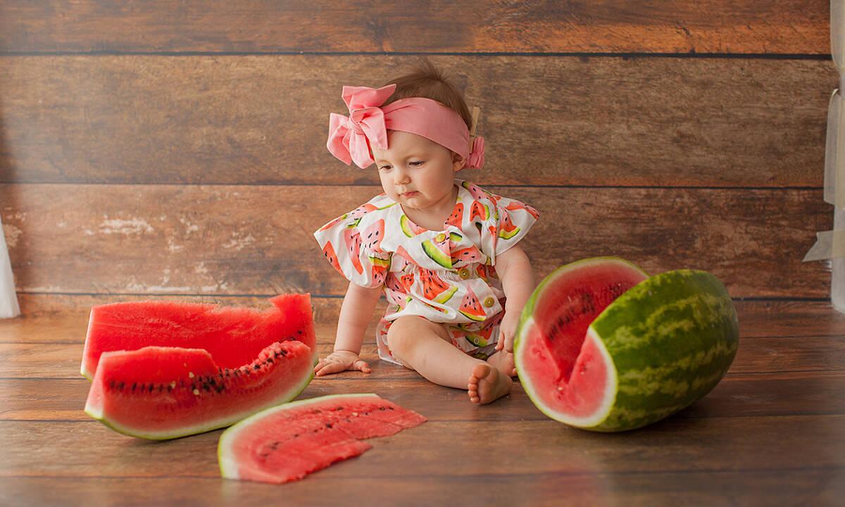 Μειωμένη όρεξη του μωρού για φαγητό λόγω ζέστης: Οι εναλλακτικές που έχετε