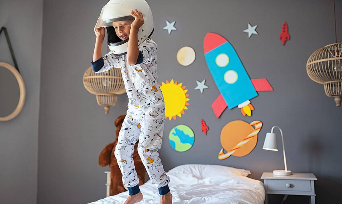 Δραστηριότητες για παιδιά που λατρεύουν το διάστημα