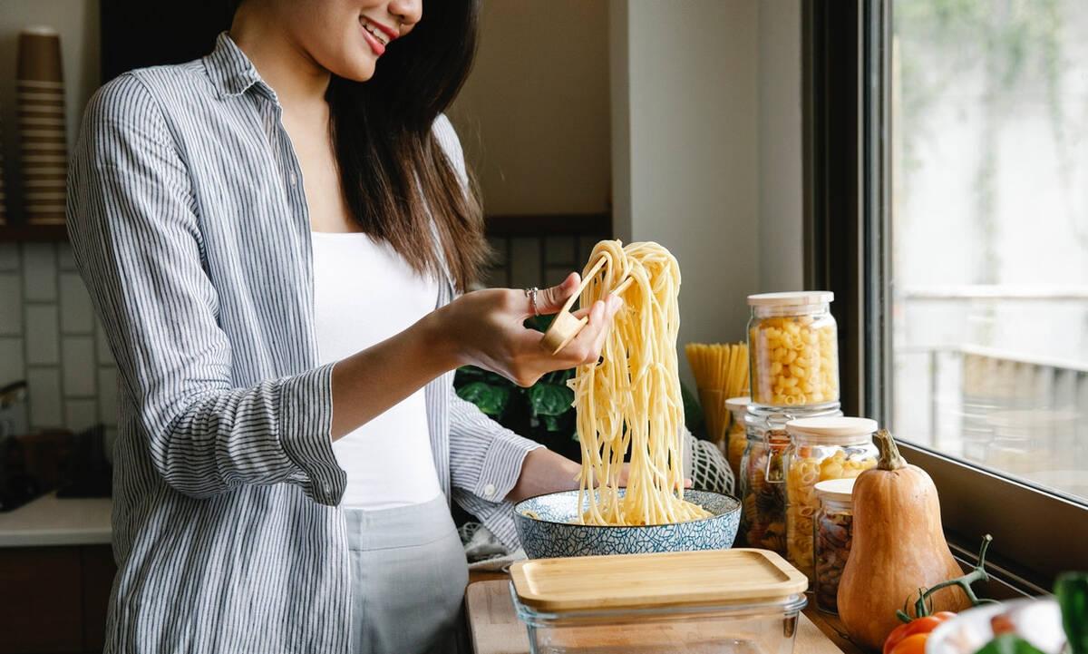 Μαμά και διατροφή: Χάστε βάρος τρώγοντας ζυμαρικά