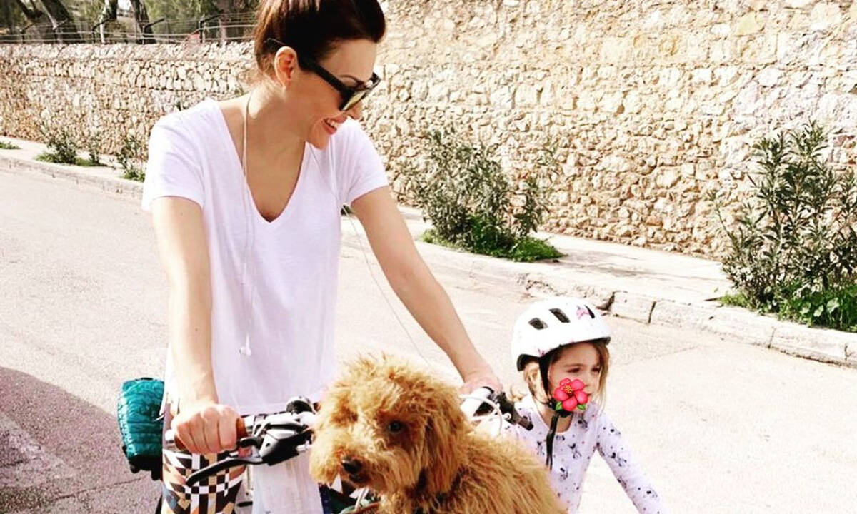 Σίσσυ Φειδά: H κόρη της πήγε οδοντίατρο κι ήταν απίστευτα χαλαρή