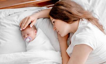 Γιατί τα μωρά ξυπνούν τόσο συχνά;