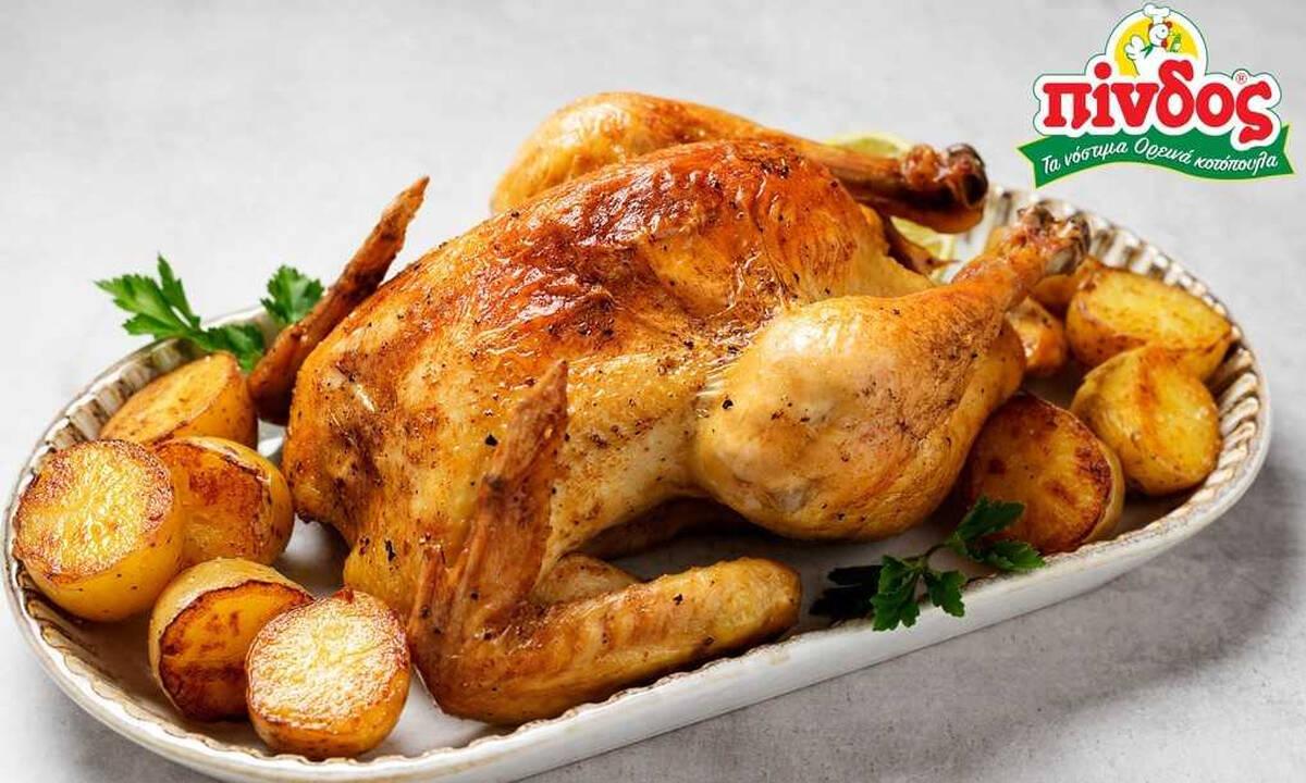 Η ΠΙΝΔΟΣ παρουσιάζει 6 λόγους για να γίνει το κοτόπουλο κομμάτι της διατροφής σου και το καλοκαίρι