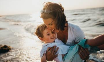 Το να είσαι μαμά σημαίνει ότι γνωρίζεις πότε να σταματήσεις