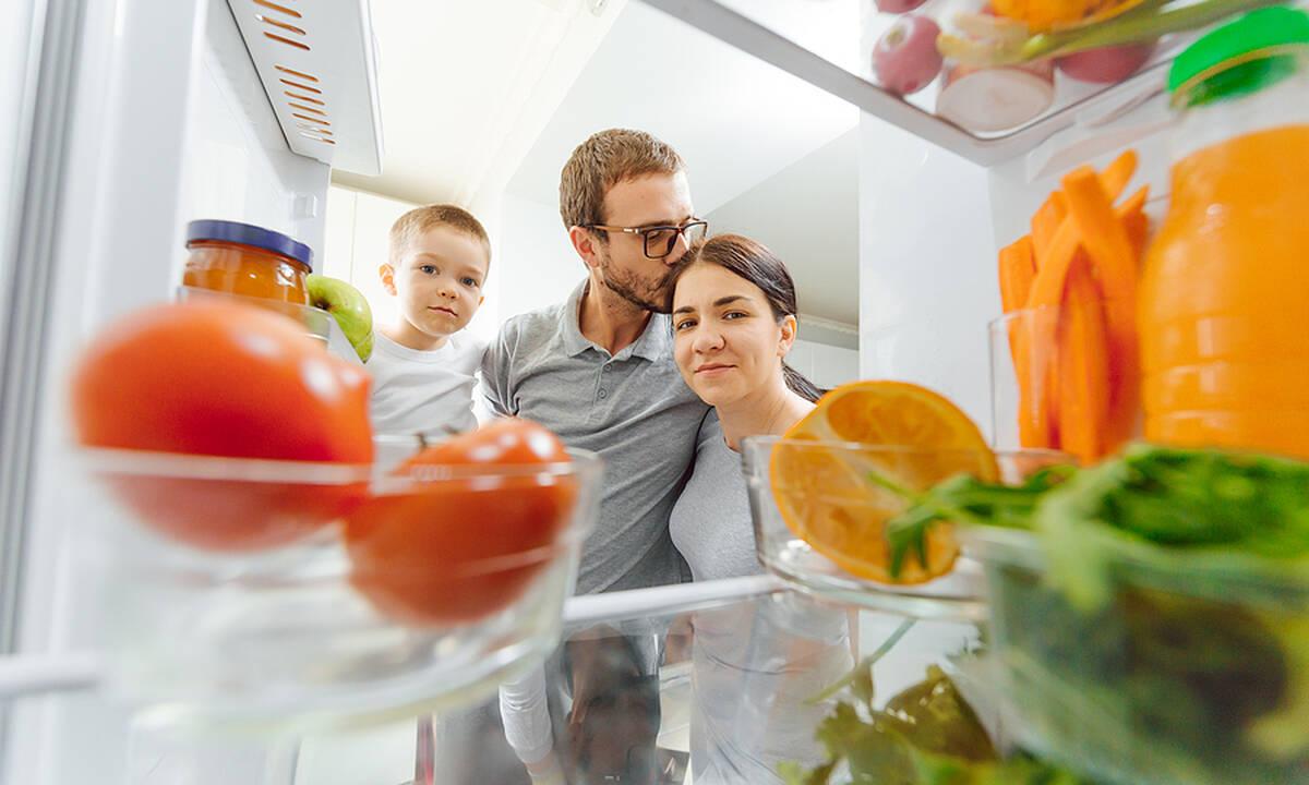 Σε ποια θέση του ψυγείου πρέπει να αποθηκεύετε το κάθε τρόφιμο;