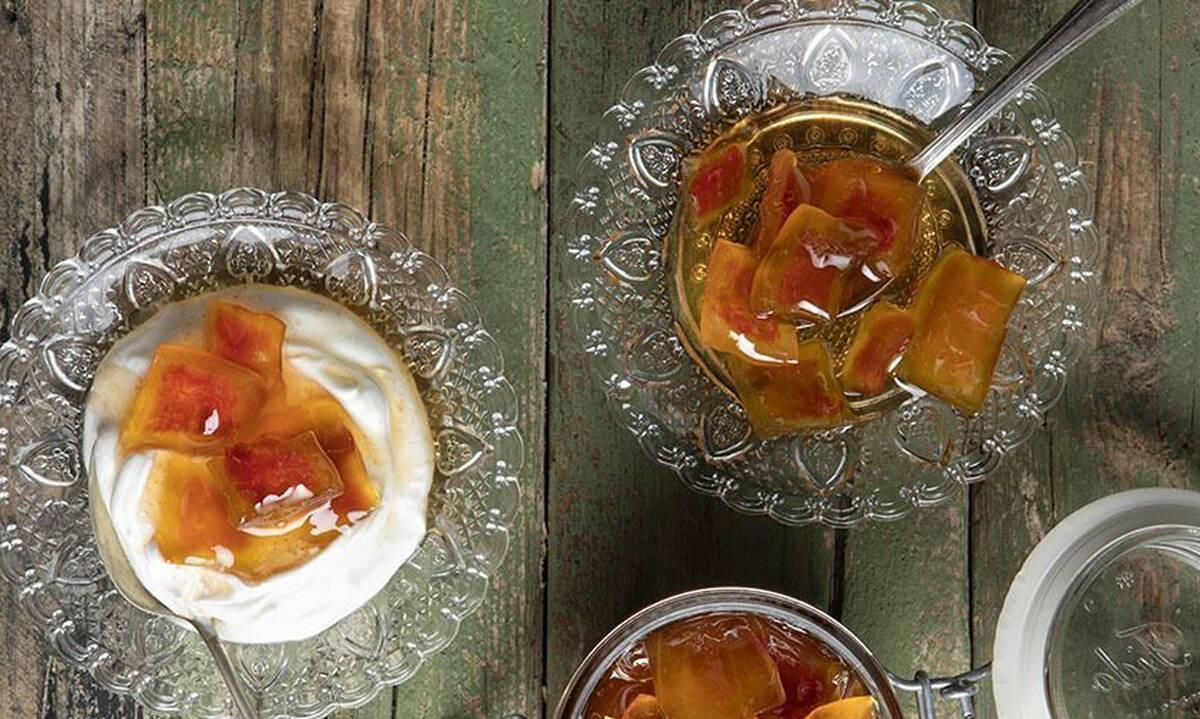 Γλυκό του κουταλιού καρπούζι - Η συνταγή για να το φτιάξετε
