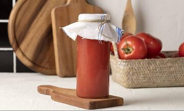 Σάλτσα ντομάτας - Φτιάξτε την όπως ο Άκης