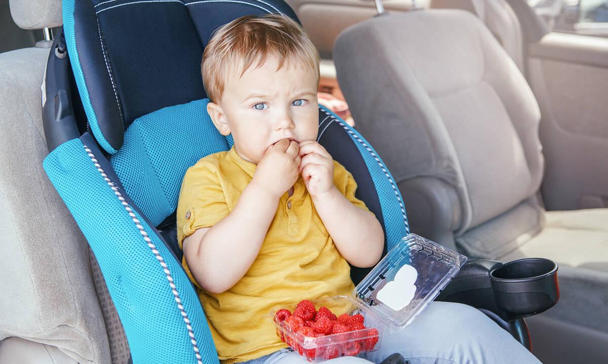 Ταξίδι με τα παιδιά: Ιδέες για υγιεινά σνακ που μπορείτε να πάρετε μαζί σας
