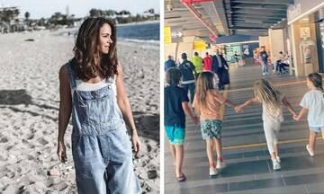 Ελιάνα Χρυσικοπούλου: Διακοπές στην Ιταλία - Το ονειρικό καλοκαιρινό άλμπουμ