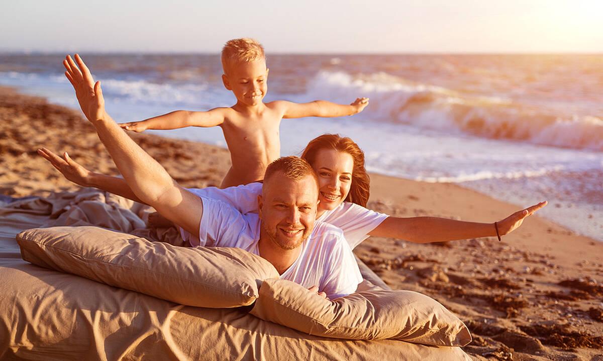 Τρόποι για να ενισχύσετε τις δεξιότητες του παιδιού αυτό το καλοκαίρι