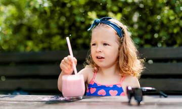 Τέσσερα smoothies για επαρκή ενυδάτωση των παιδιών το καλοκαίρι