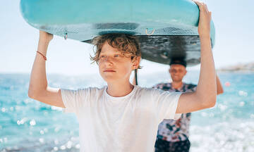 Διακοπές με το έφηβο παιδί σας: Τα πιο συχνά προβλήματα