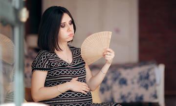 Εξάψεις στην εγκυμοσύνη: Πώς θα τις αντιμετωπίσετε;