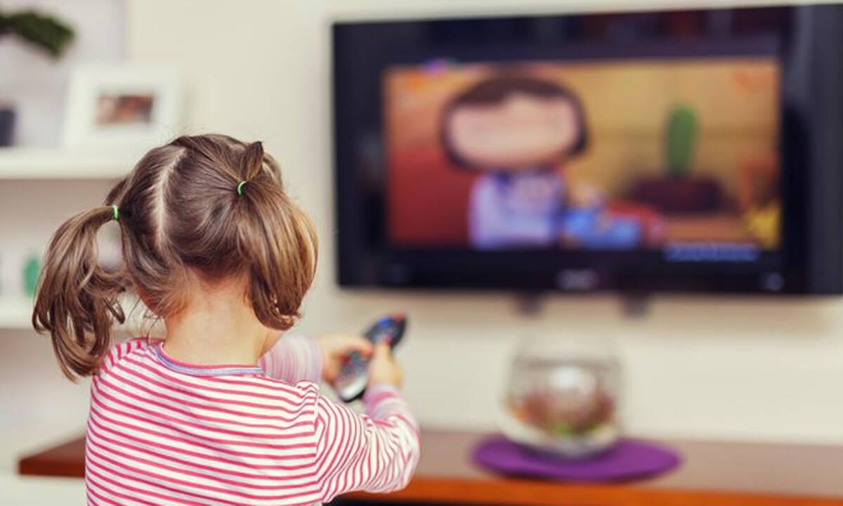 Η επίδραση της τηλεόρασης στην γλωσσική ανάπτυξη του παιδιού