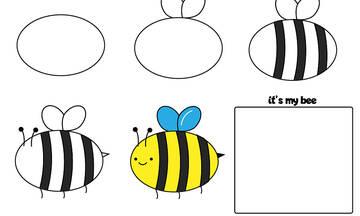 Σκίτσα παιδικά για ζωγραφική: Πώς θα μάθουν τα παιδιά να ζωγραφίζουν