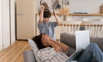 Μαμά έχεις πονοκέφαλο; Να πώς θα ανακουφιστείς