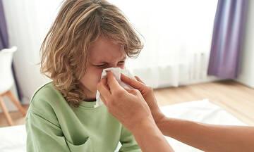 Παιδική ρινορραγία: Τι είναι, γιατί συμβαίνει και πώς θα την αντιμετωπίσετε
