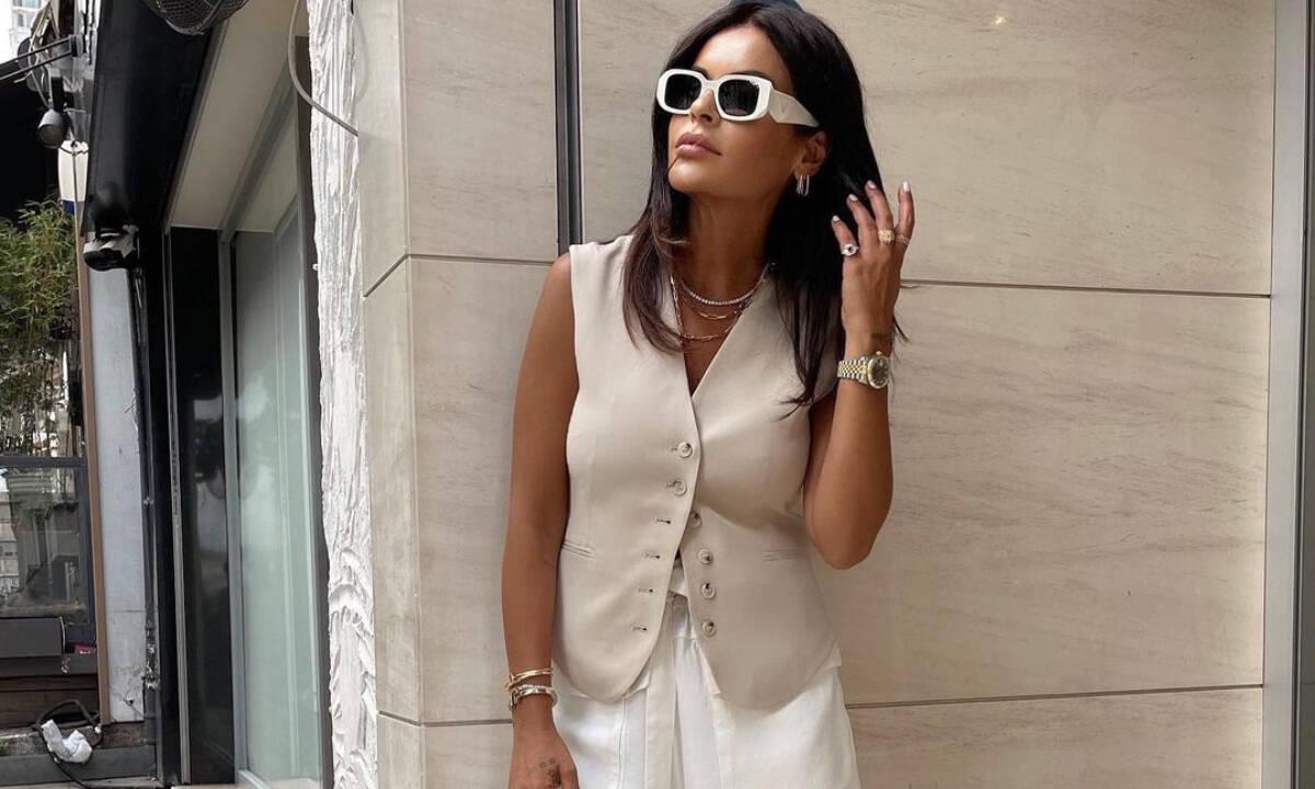 Πώς μπορείς να φορέσεις ένα λευκό σορτσάκι: Όλοι οι τρόποι και σχέδια για να διαλέξεις