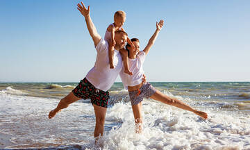 Πέντε τρόποι να περάσετε ποιοτικό χρόνο με τα παιδιά σας το καλοκαίρι