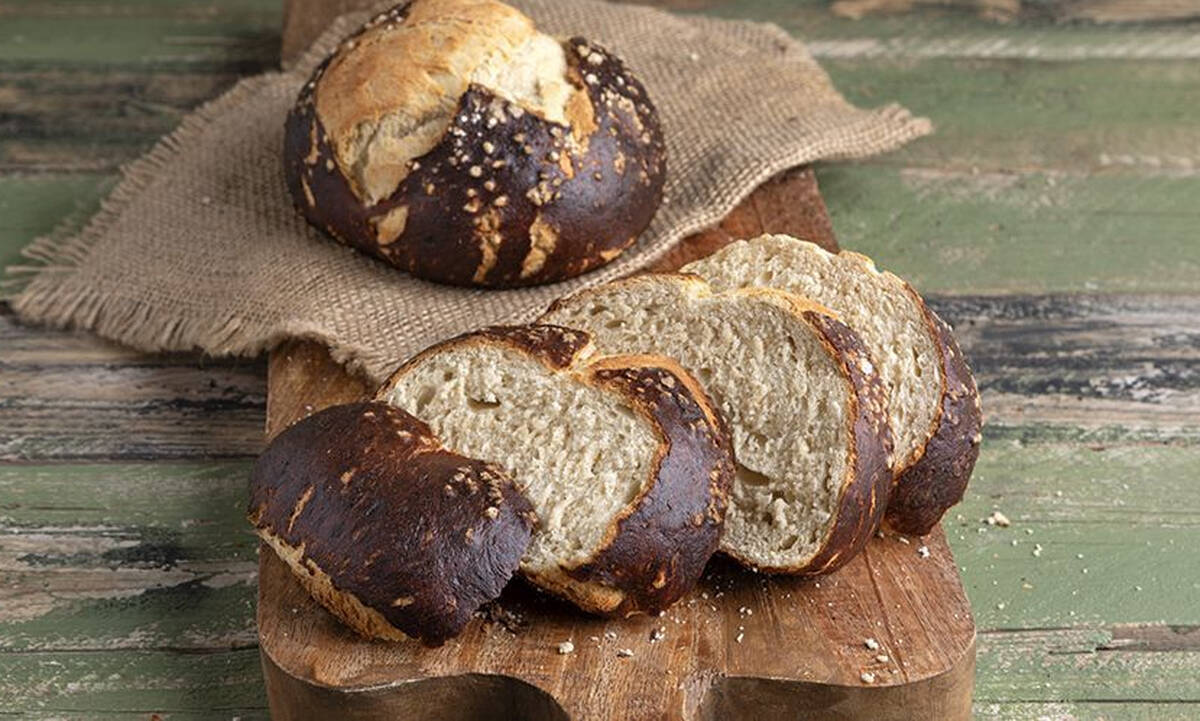 Ψωμί πρέτζελ - Θα γίνει το αγαπημένο των παιδιών σας