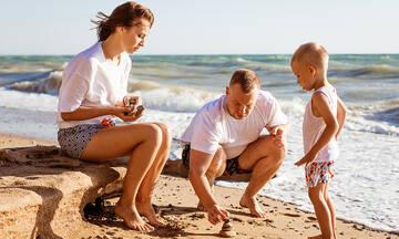 Γονείς: Μπορείτε να περάσετε όμορφα τις διακοπές παρέα με τα παιδιά σας;