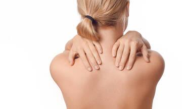 Κάψιμο στην πλάτη: Για ποιες παθήσεις προειδοποιεί (εικόνες)