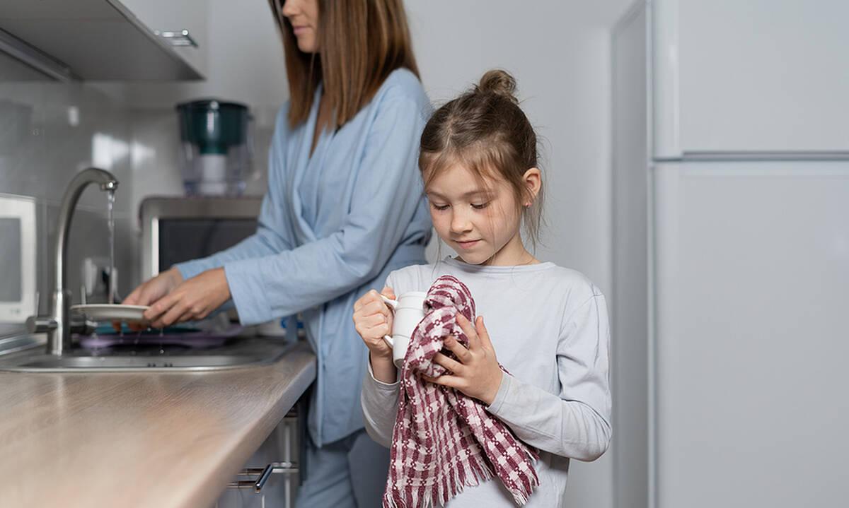 Tips για μαμάδες: Πόσο συχνά πρέπει να αλλάζετε τις πετσέτες κουζίνας;