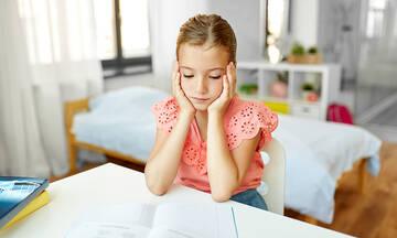 Πώς τα αγχώδη παιδιά δεν θα γίνουν αγχωμένοι ενήλικες