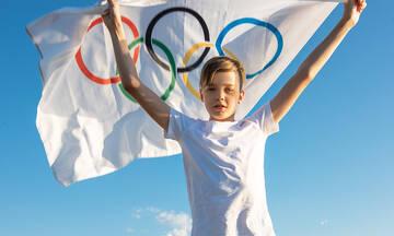 Δραστηριότητες για παιδιά εμπνευσμένες από τους Ολυμπιακούς Αγώνες