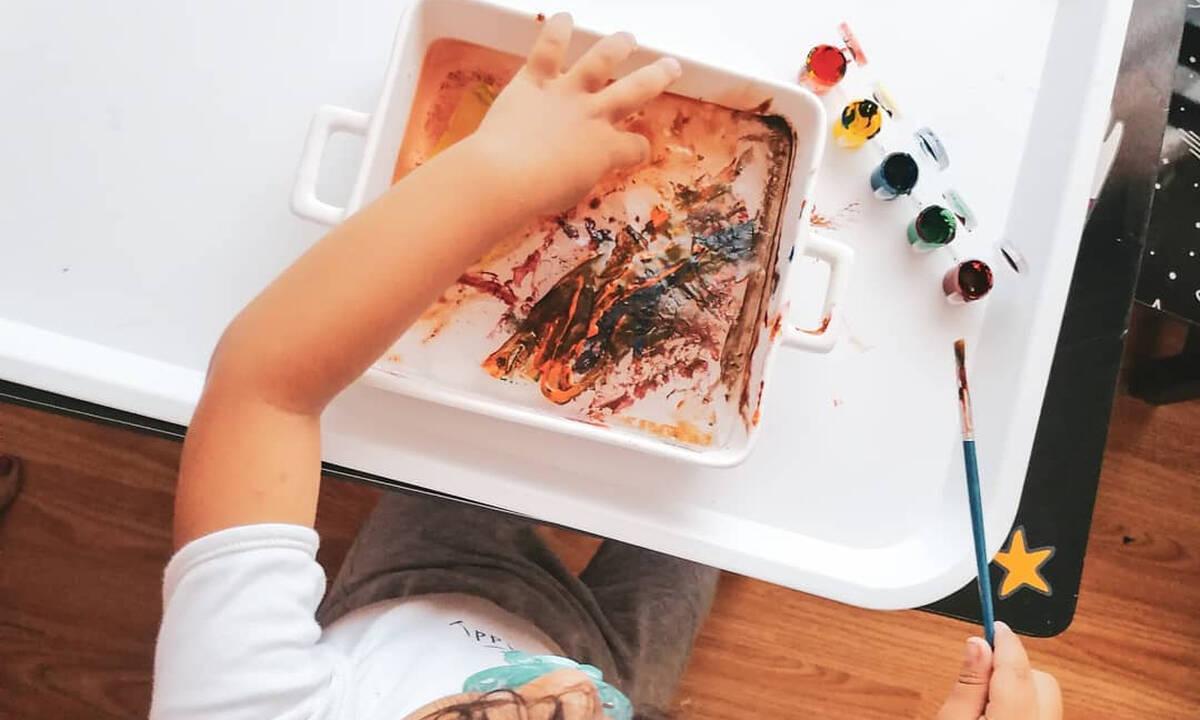 Η καλοκαιρινή δραστηριότητα για παιδιά που κάνει θραύση στα social media