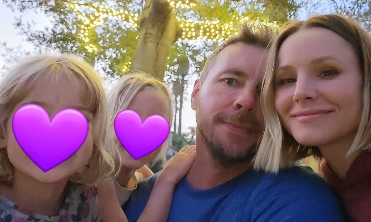 Kristen Bell: Κάθε πότε κάνει μπάνιο τις κόρες της;